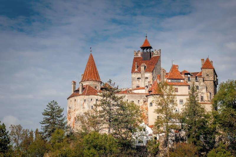 Château de son - forteresse Brasov Roumanie de Dracula de château de Draculas photos libres de droits