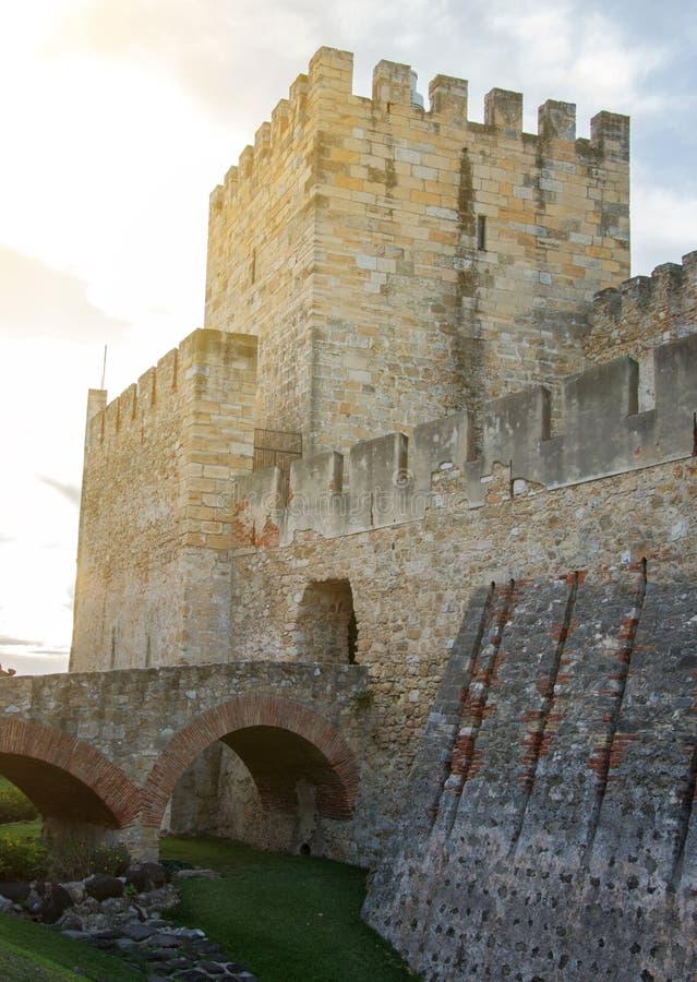 Château de St George image libre de droits
