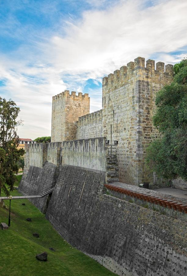 Château de St George photographie stock libre de droits