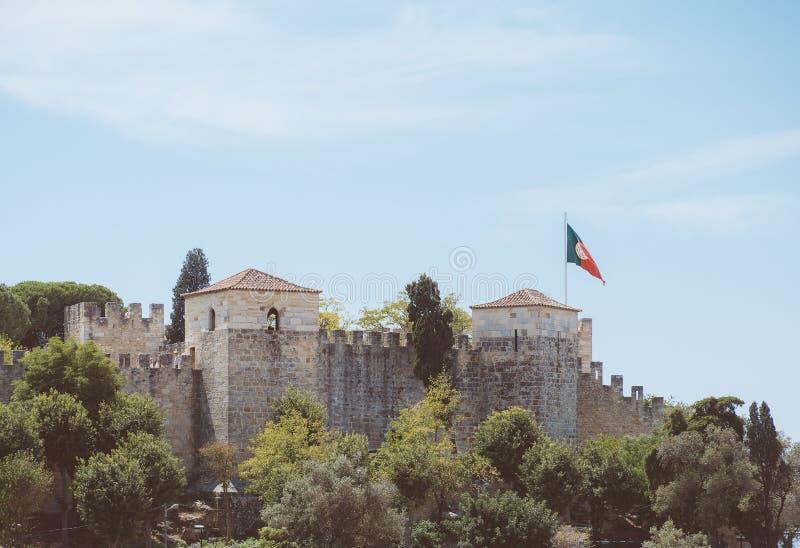 Château de St George photo libre de droits