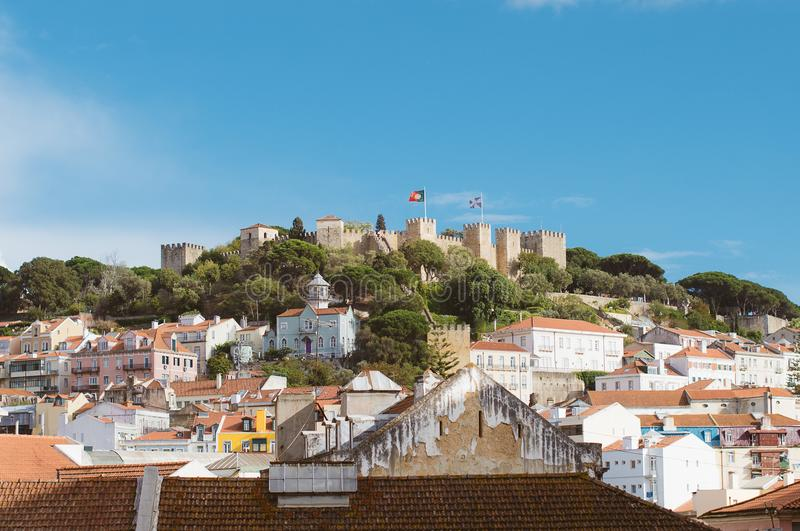 Château de St George photos libres de droits