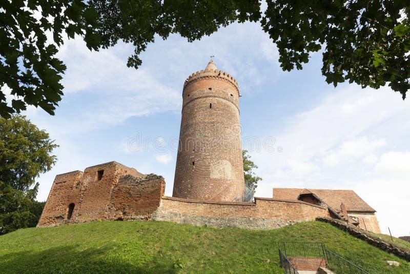 Château de Stargard, Allemagne image libre de droits