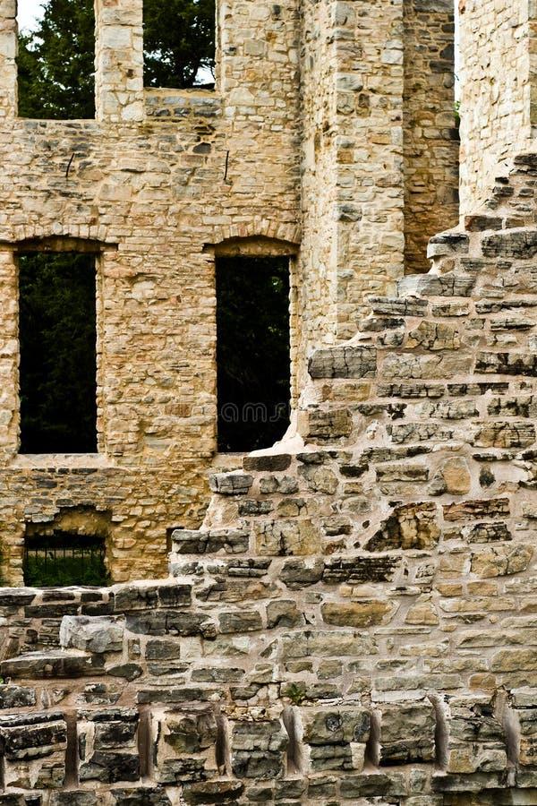 Château de stationnement d'état d'ha ha Tonka photos stock