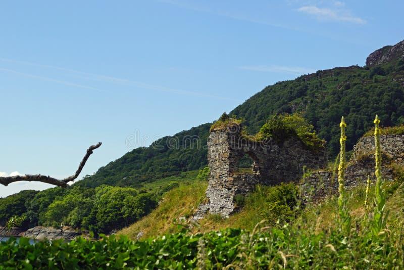 Château de Strome image stock