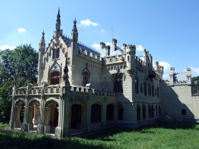 Château de Sturdza image stock