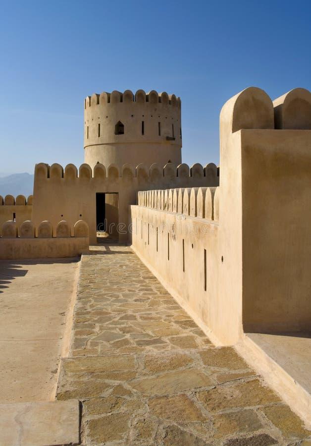 Château de Sunaysilah photos libres de droits