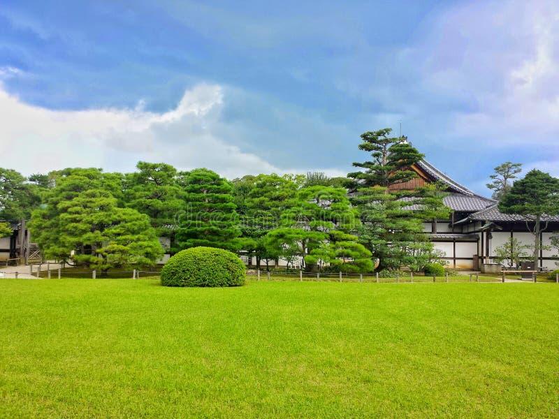 Château de Tokyo photographie stock