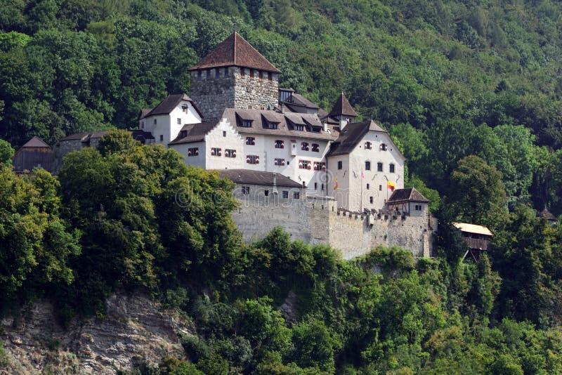Château de Vaduz image libre de droits