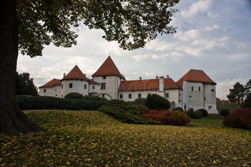 Château de Varazdin photo stock