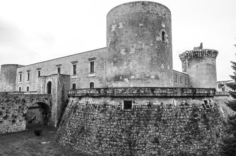 Château de Venosa photo libre de droits