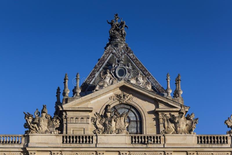 Château de Versailles photos libres de droits