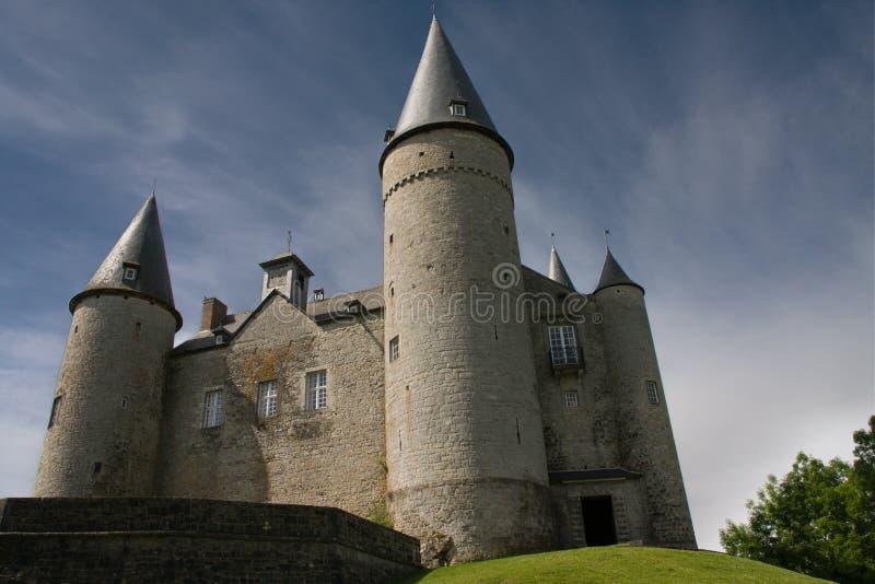 Château de Veves photo libre de droits