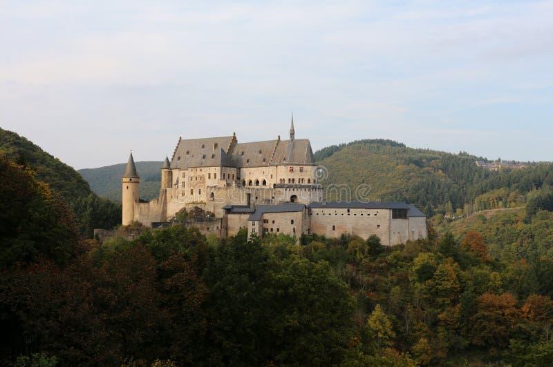 Download Château De Vianden, Luxembourg Photo stock - Image du construction, histoire: 45353724