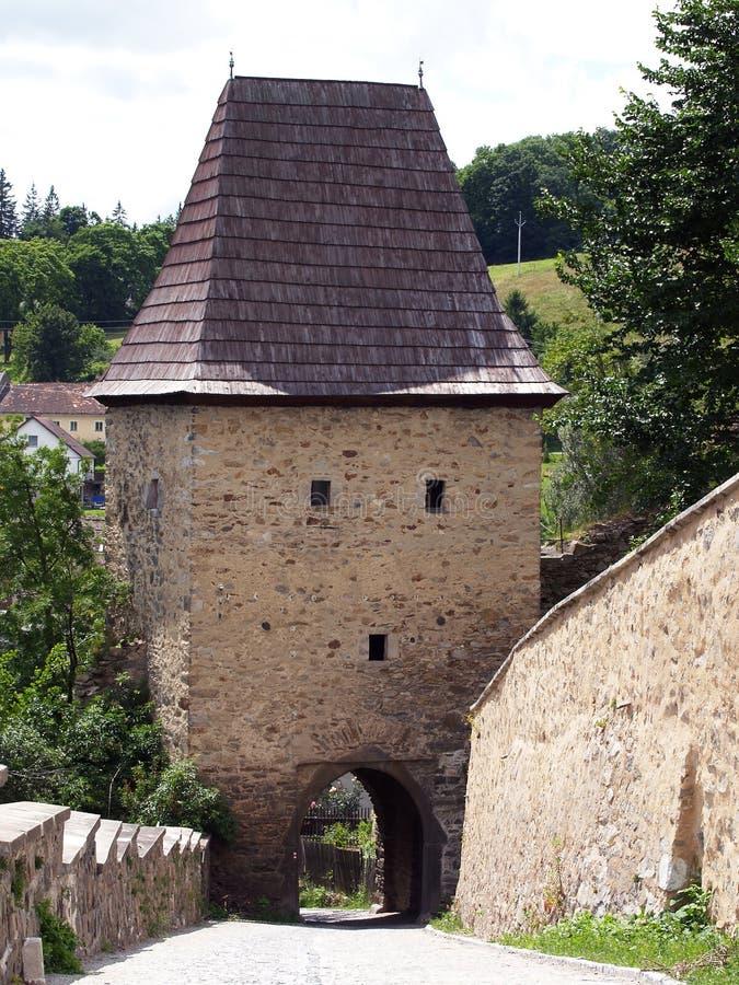Château de Vimperk images stock
