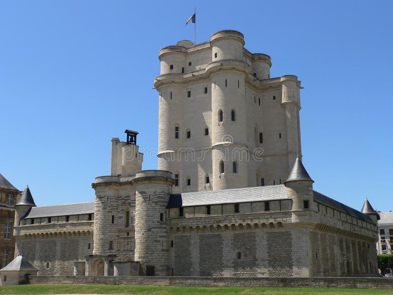 Download Château de Vincennes stock image. Image of grass, europe - 21946663