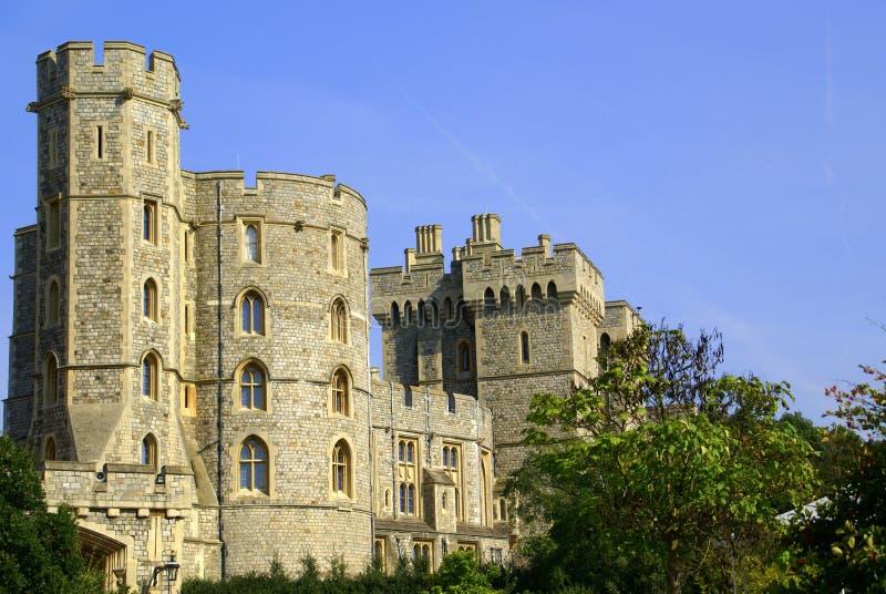 Château de Windsor images libres de droits