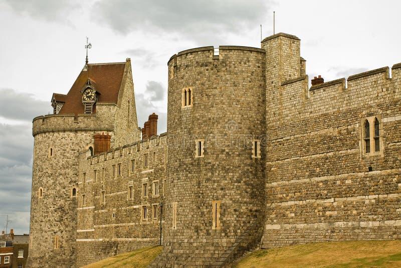 Château de Windsor image libre de droits