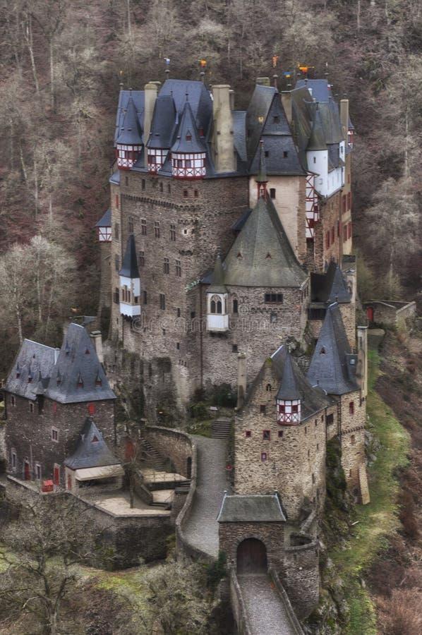 Château Eltz image libre de droits