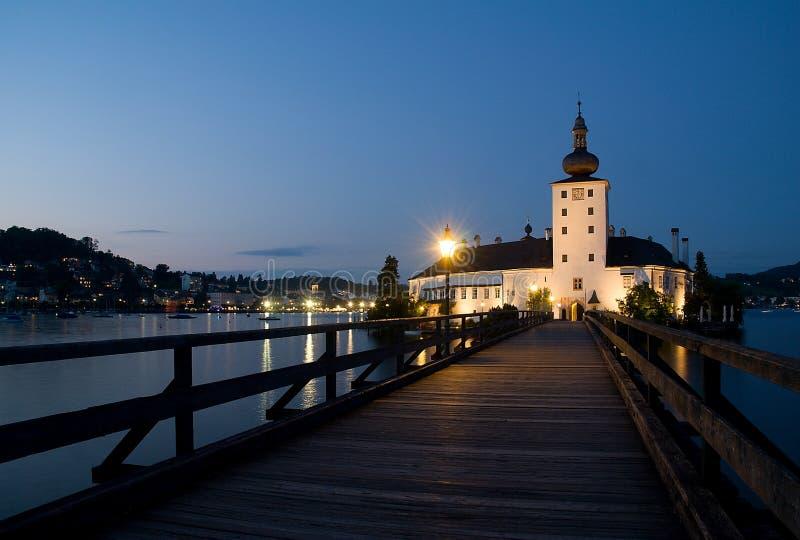 Château en Autriche image libre de droits