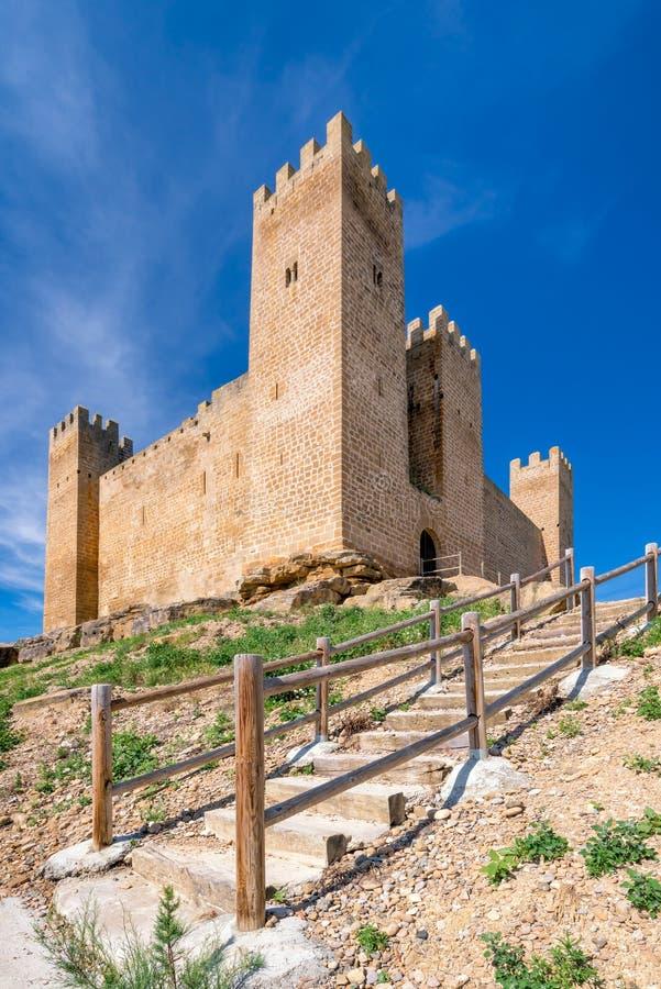 Château en Espagne photographie stock