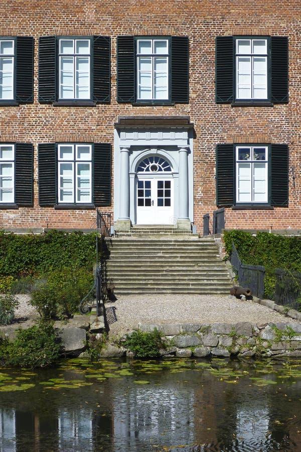 Château Eutin, Allemagne image libre de droits