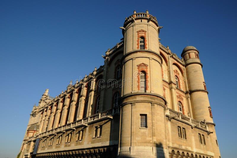 Château français photographie stock