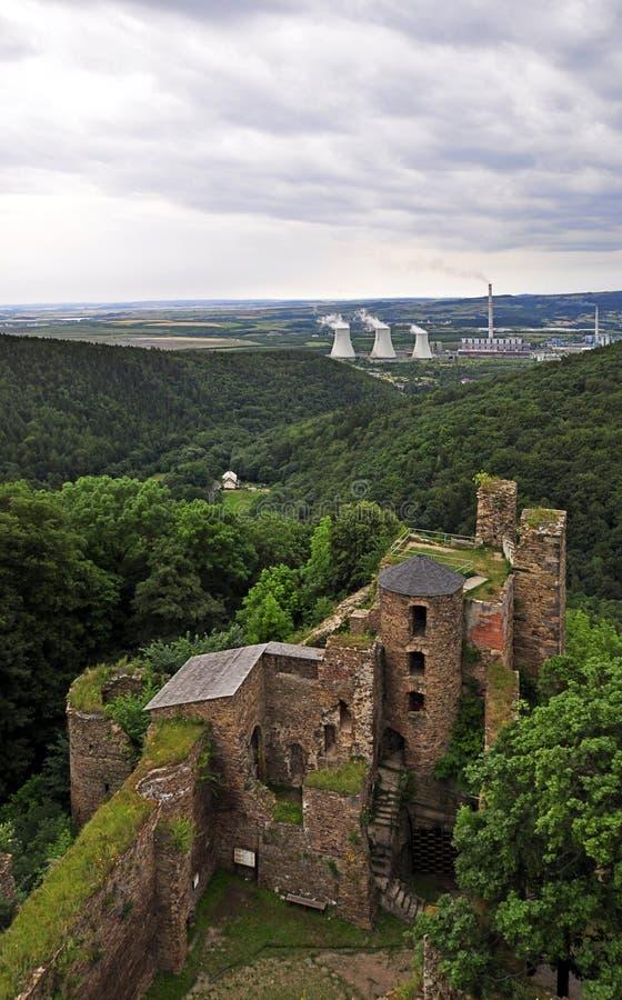Château Hasistejn images libres de droits