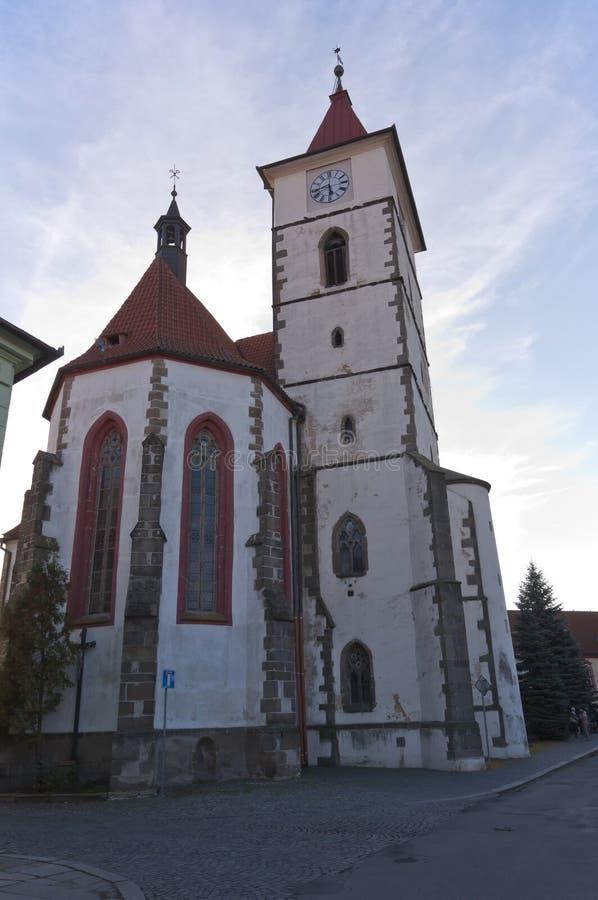 Château Horazdovice photo libre de droits