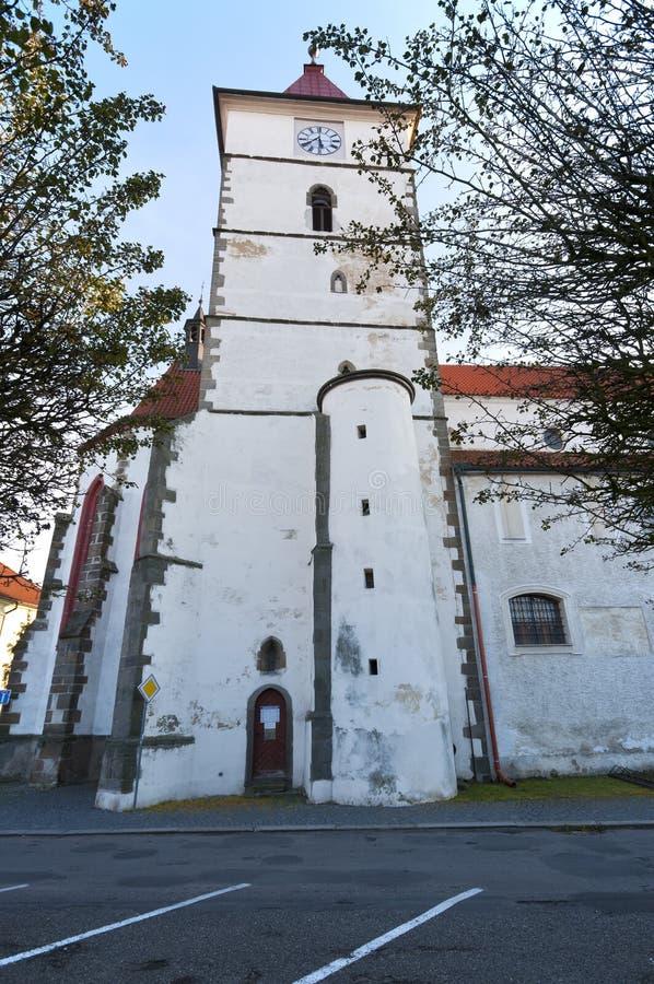 Château Horazdovice photos libres de droits