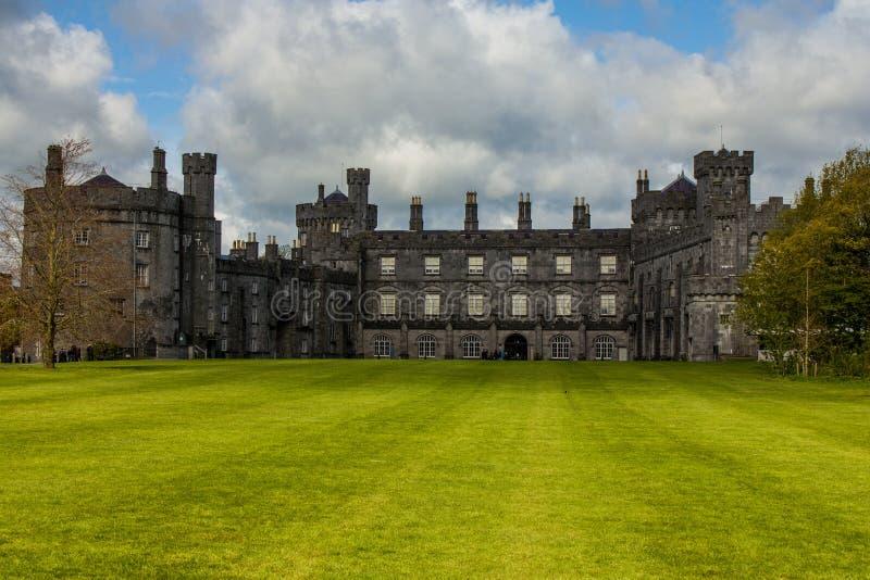 château Irlande kilkenny photographie stock libre de droits