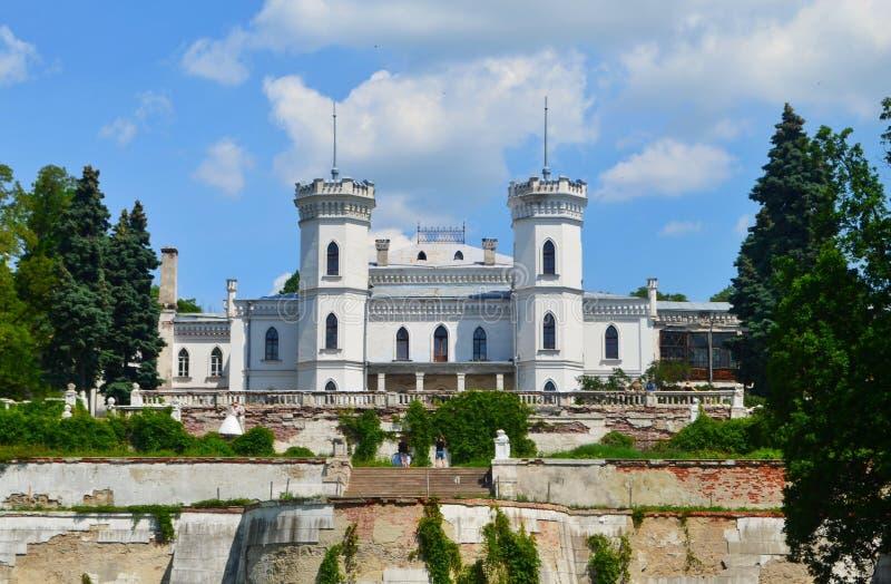 Château Kharkiv de Sharovka photo stock