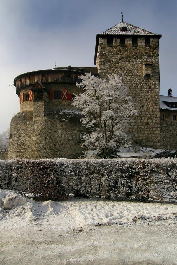 Château Lichtenstein 1 photographie stock libre de droits