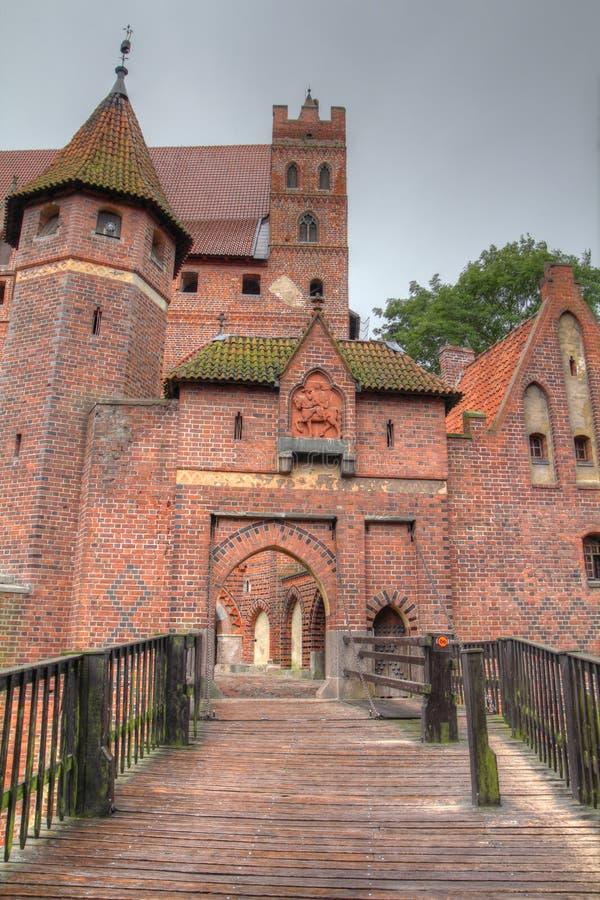 Château médiéval images libres de droits