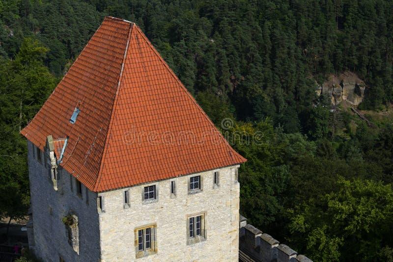 Download Château Médiéval De Kokorin Dans La République Tchèque Photo stock - Image du forteresse, âges: 76084814