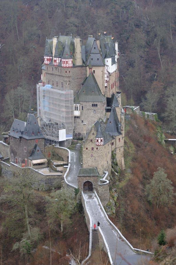 Château médiéval en Allemagne photos stock
