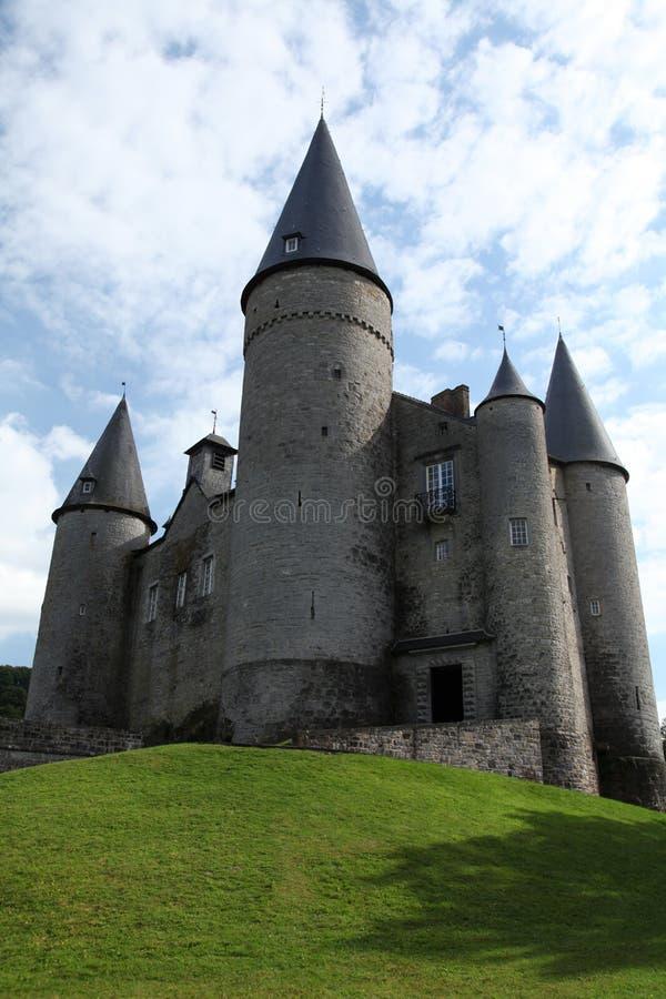 Château scénique image libre de droits