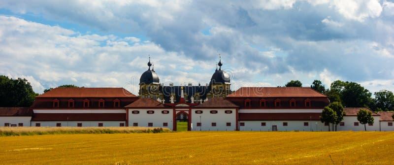 Château Seehof près de Bamberg Bavaria Allemagne photos libres de droits