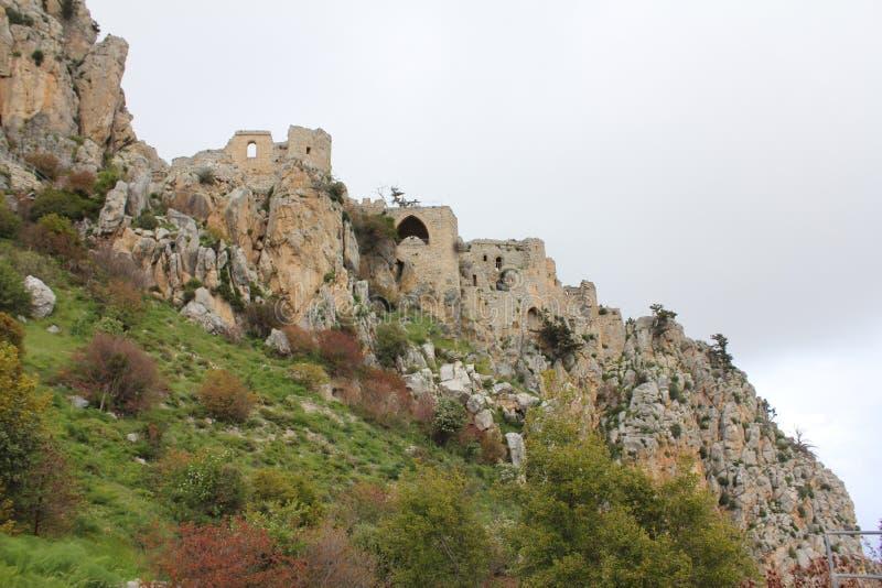 Château SV Illariona photo libre de droits