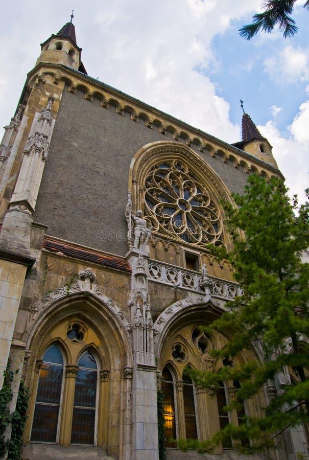 Château Vajdahunjad photos stock