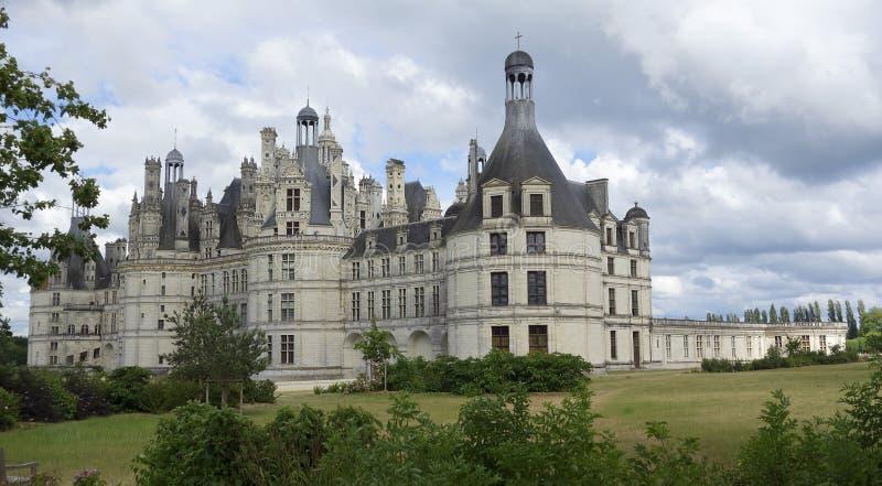 Châteaux de la Loire dans les Frances photos libres de droits