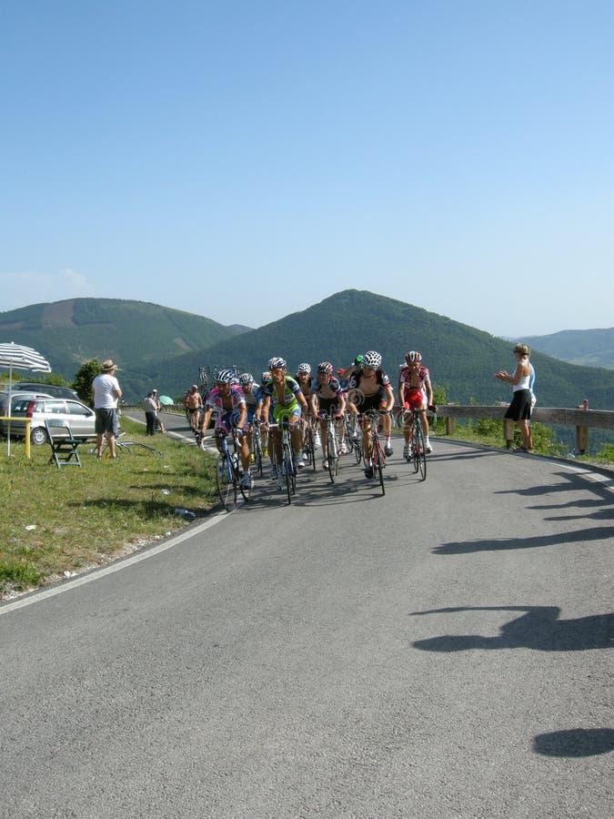 Chèques postaux Italie de 2009 cyclistes d