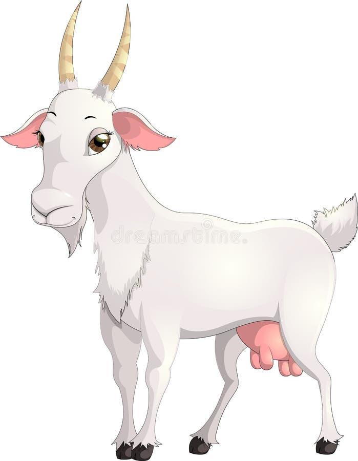 Chèvre illustration libre de droits