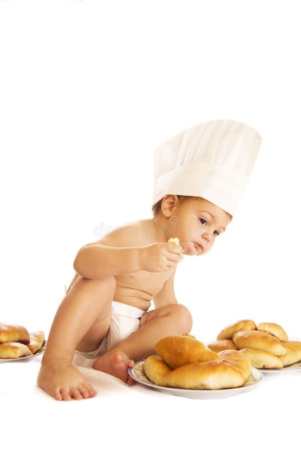 Chéri de chef photos stock