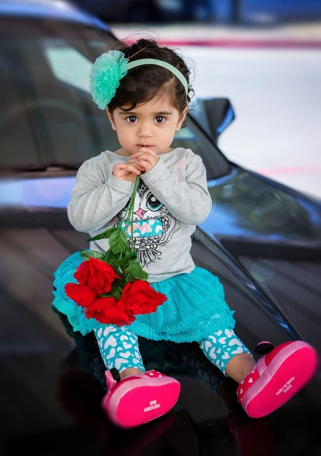 Chéri girl photo libre de droits