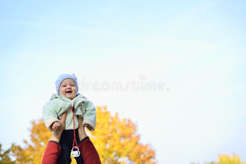 Chéri heureuse images libres de droits