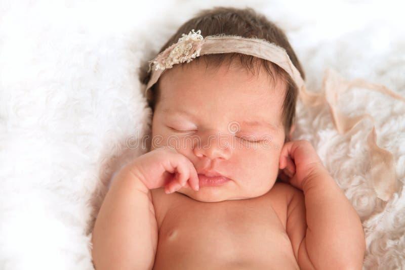 Chéri nouveau-née photos stock