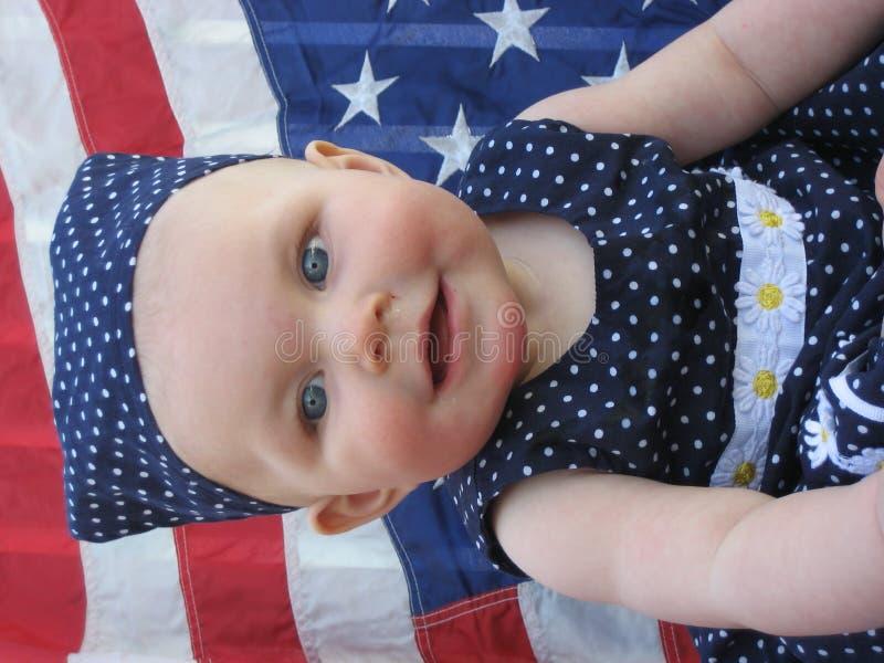 Chéri patriote 1 image libre de droits