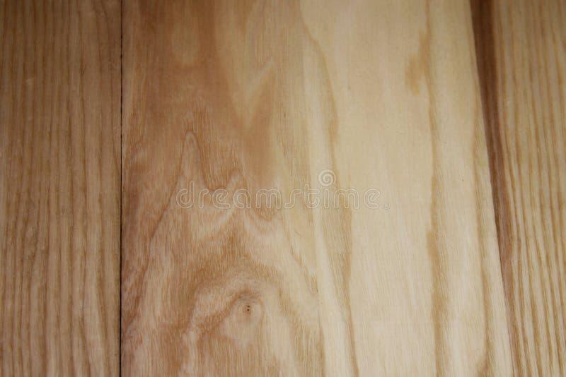 Chêne en bois de texture, aulne de pin, sans problème collés panneaux images libres de droits