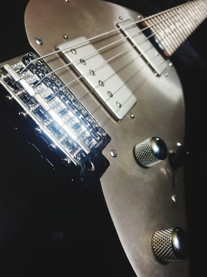 CH?ODNO gitara fotografia stock