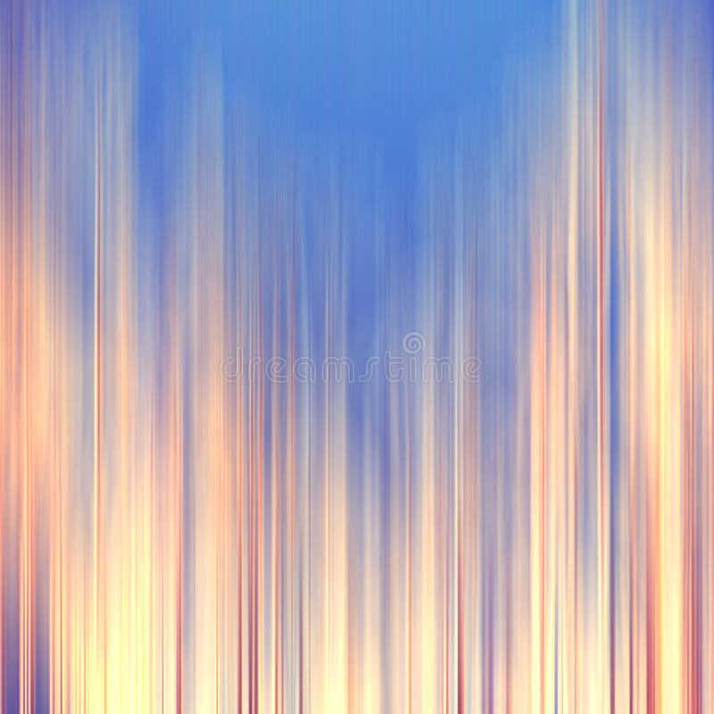 Chłodno gradientowy tło z miękkimi liniami ilustracji